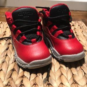Jordan 10 Retro Gym Red/Black